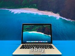 13 Apple MacBook Pro RETINA OS-2020 i5 3.10Ghz 8GB 1TB SSD 3 YEAR WARRANTY