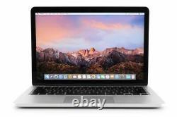 13 Apple MacBook Pro RETINA OS-2020 i5 3.10Ghz 8GB 500GB SSD 3 YEAR WARRANTY