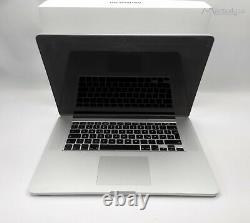15,4 Apple MacBook Pro Retina A1398 Core i7 2,6GHz 16GB RAM ohne SSD GT650M
