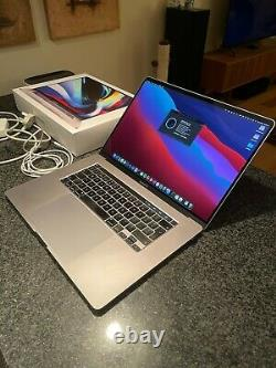 16-inch Apple MacBook Pro Touch Bar 2.3ghz 8-core i9 16gb 1TB SSD RADEON 5500M