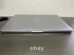 2017 MacBook Pro, 13, Grey, 2.3 GHz i5, 8GB RAM, 128GB SSD Read Description