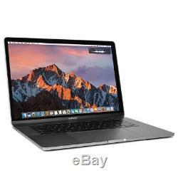 2018 Apple MacBook Pro Retina Core i7 2.2GHz 16GB 256GB SSD 15.4 Notebook