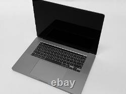 2019 Apple 16 MacBook Pro 2.4GHz i9 8-Core/32GB/1TB Flash/5500M 8GB/Space Gray
