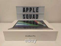 2020 Macbook Pro 13 M1 8C GPU CPU 8gb ram 512gb SSD Space Gray New UK rrp£1499