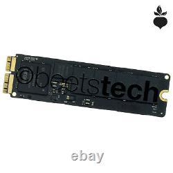512GB SSUBX SSD Apple MacBook Pro Retina 13 A1502 Early 2015, 15 A1398 Mid 2015