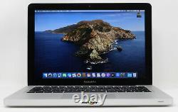 APPLE MACBOOK PRO 13 INTEL CORE i5 250GB SSD RAM 8GB CATALINA GRADO A FATTURABI