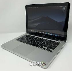 APPLE MACBOOK PRO 13 INTEL CORE i5 256GB SSD RAM 8GB MOJAVE GRADO A FATTURABILE