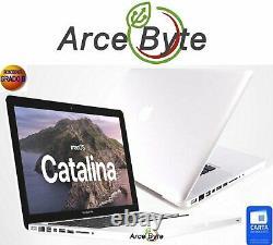 APPLE MACBOOK PRO 13 INTEL CORE i5 2.5GHZ 2012 CATALINA FATTURABILE GRADO B