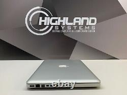 APPLE MACBOOK PRO 13 PRE-RETINA / CORE i7 / 16GB / 1TB SSD / WARRANTY OS-2015