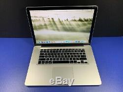 APPLE MACBOOK PRO 15 Quad i7 TURBO 8GB RAM 1TB SSD WARRANTY PRE-RETINA