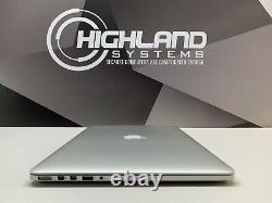 APPLE MACBOOK PRO 15 RETINA / 2015 / 3.4GHz i7 / 16GB RAM 1TB SSD / WARRANTY
