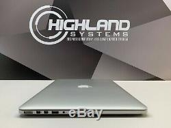 APPLE MACBOOK PRO 15 RETINA / RADEON R9 / CORE i7 / 16GB / 1TB SSD / OS-2019