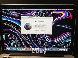 APPLE MACBOOK PRO RETINA 13 i7 3.1GHz 16GB 512GB SSD A1502