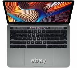 APPLE MacBook Pro 13.3 Laptop Intel Core i5 8GB RAM 256GB HDD MacOS Currys