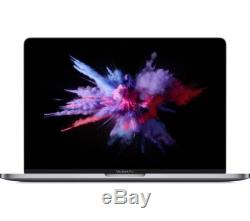 APPLE MacBook Pro 13 with Touch Bar 128 GB SSD, Space Grey (2019) Currys