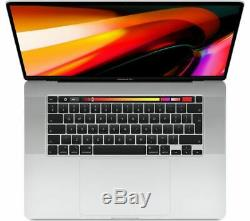APPLE MacBook Pro (2019) 16 Laptop with Touch Bar 1TB SSD Silver Currys