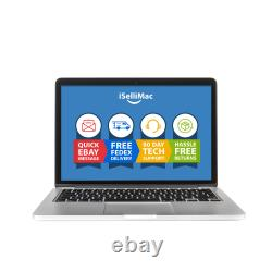 Apple 13 MacBook Pro 2013 2.4GHz Core i5 256GB SSD 8GB A1502 ME865LL/A +B Grade