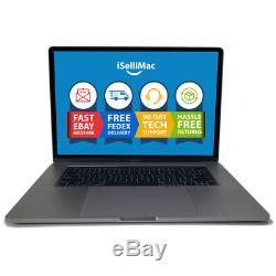 Apple 15 MacBook Pro Touch Bar 2019 2.3GHz i9 512GB SSD 16GB A1990 MV912LL/A