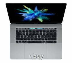 Apple 15 MacBook Pro Touch Bar 2.8GHz i7 16GB 256GB SSD MPTR2LL/A MPTU2LL/A