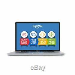 Apple 2012 MacBook Pro 15 2.3GHz I7 500GB 4GB MD103LL/A + B Grade + Warranty