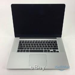 Apple 2014 MacBook Pro Retina 15 2.5GHz I7 512GB SSD 16GB MGXC2LL/A + B Grade