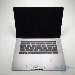Apple 2016 MacBook Pro Retina Touch Bar 15 2.9GHz I7 1TB SSD 16GB MLH42LL/A-BTO