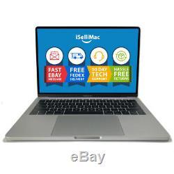Apple 2017 13 MacBook Pro Retina 2.3GHz i5 128GB SSD 8GB A1708 MPXR2LL/A