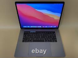 Apple 2017 15 MacBook Pro 2.9GHz i7 16GB 512 SSD Read