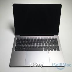 Apple 2017 Macbook Pro Retina 13 2.3GHz I5 128GB SSD 8GB MPXQ2LL/A + A Grade