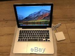 Apple MacBook Pro13 128GB SSD. Intel i5 /New 16GB RAM. Mac OS Mojave 2018 & Offic