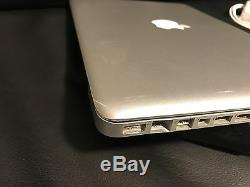Apple MacBook Pro13 500GB HDD/ Intel i5 /New 16GB RAM/ Warranty! OS Sierra 2017