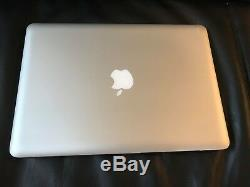 Apple MacBook Pro13 New 256GB SSD/ Intel i5 /New 8GB RAM/ OS High Sierra 2017