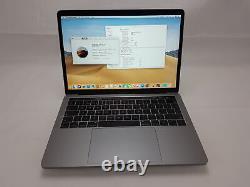 Apple MacBook Pro 13 2019 A2159 i5 8th Gen 1.4GHz 8GB 128GB Gray WithTouchBar+ID