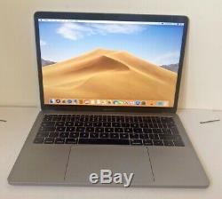 Apple MacBook Pro 13 2.3GHz i5, 8GB Ram, 128 SSD, 2017, Warranty 11/02/2020