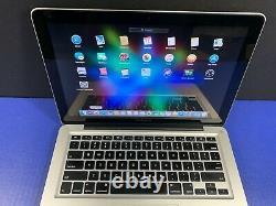 Apple MacBook Pro 13 / 2.4GHz INTEL / 8GB RAM / 1TB / 3 YR WARRANTY OS-2016