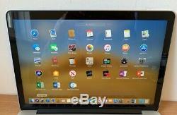 Apple MacBook Pro 13'' 2.7GHz Core i5, 8GB Ram, 256GB SSD, 2015, (P55)