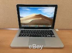Apple MacBook Pro 13, 2.9 GHz Core i7, 8GB Ram, 750GB, 2012 (P91)