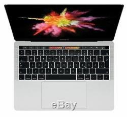 Apple MacBook Pro 13,3 2019 Core i5 8/128GB Touchbar Silber MUHQ2D/A WIE NEU