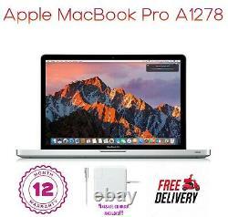 Apple MacBook Pro 13.3 A1278 Core i5 2.3ghz 4GB RAM 250GB HDD