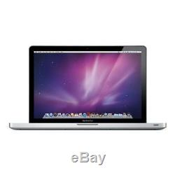 Apple MacBook Pro 13.3 Core i7 2.9 GHz 8GB RAM 500GB A GRADE