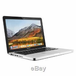 Apple MacBook Pro 13.3 Turbo Boost Intel i7 2.90 GHz CPU 8GB, 750 GB, MD102LL/A