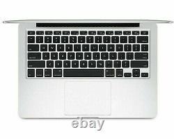 Apple MacBook Pro 13.3-inch 8GB RAM 500GB HDD Intel Core i5 and 1-Year Warranty