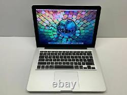 Apple MacBook Pro 13 Catalina Intel 8GB RAM 500GB MacOS 2019