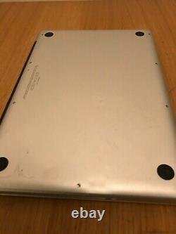 Apple MacBook Pro 13 Inch Core i5 2.3 GHZ 4 GB RAM 320 GB Early 2011