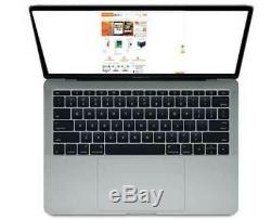 Apple MacBook Pro 13 Laptop, 128GB, 8GB, 2.3 GHz Core i5 (I5-7360U) MPXQ2D/A