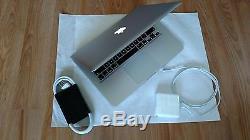 Apple MacBook Pro 13 Laptop/ 2.4Ghz / 16GB ram /New 1TB SSHD. Mac OS High Sierra