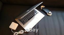 Apple MacBook Pro 13 Laptop/ 2.4Ghz / 8GB ram/ 500GB HDD Mac OS High Sierra
