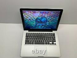 Apple MacBook Pro 13 Laptop Refurbished 500 GB MacOS 2019 WARRANTY