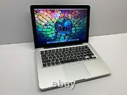 Apple MacBook Pro 13 Laptop USED 500 GB MacOS 2017 WARRANTY