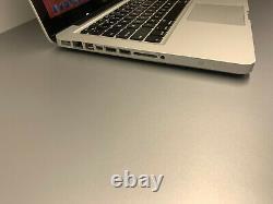 Apple MacBook Pro 13 Laptop Used 500 GB OSX-2020 WARRANTY